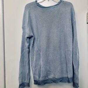 Sweaters - Light Blue Brandy Melville Sweater